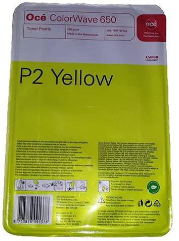 Toner Océ CW650 (Pearls) Yellow - P2