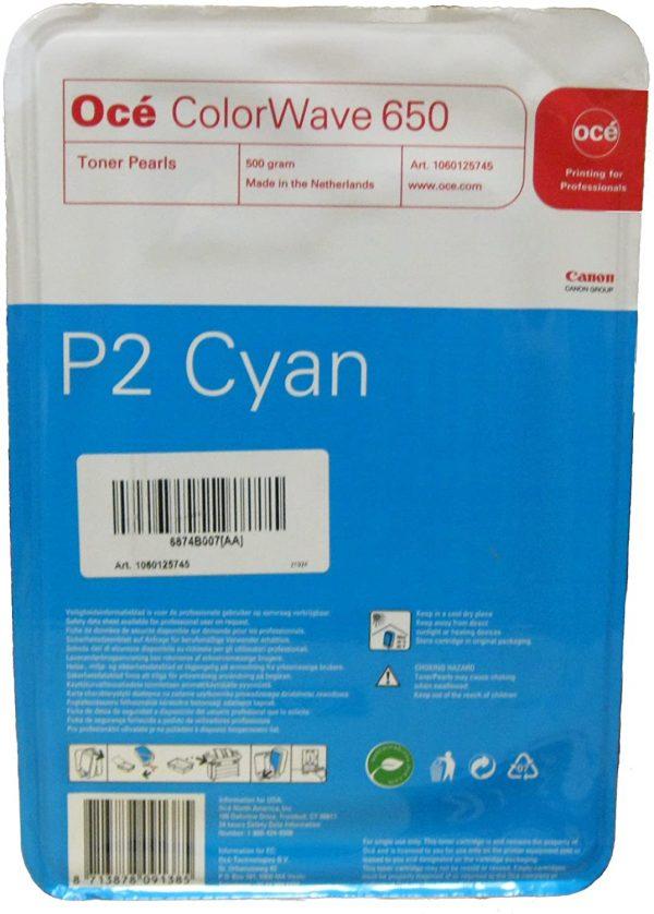 Toner Océ CW650 (Pearls) Cyan - P2