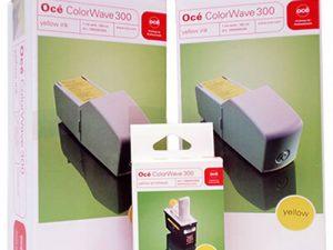 Kit consumível Océ CW300 YELLOW (02 tanque+01 cabeça)