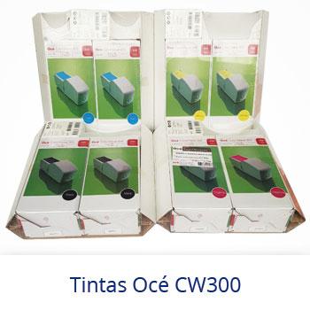 Toner OCE CW300 COMBIPack XL Magenta 2x ink tank 400Ml + 1 x Cabeça de Impressão - Codigo 5836B006AA