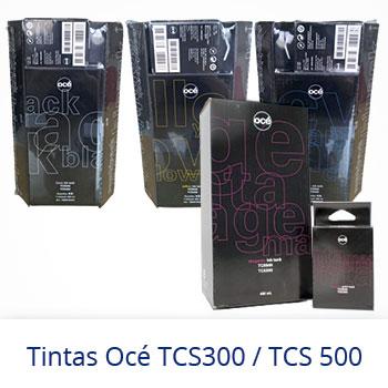 Kit consumível Océ TCS500 ( 01 tanque+ 01 cabeça)