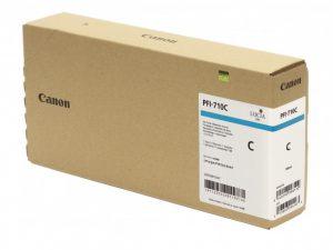 Cartucho de tinta Canon PFI-710 CYAN (TX3000 / TX4000) 700 ml