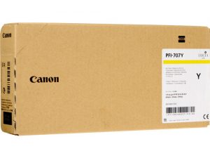 Cartucho de tinta Canon PFI-707 CYAN (IPF830 / PFI840 / IPF850) 700 ml