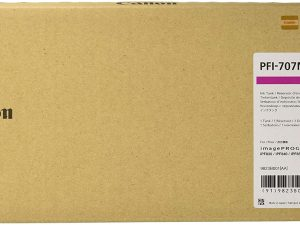 Cartucho de tinta Canon PFI-707 MAGENTA (IPF830 / PFI840 / IPF850) 700 ml (cópia)