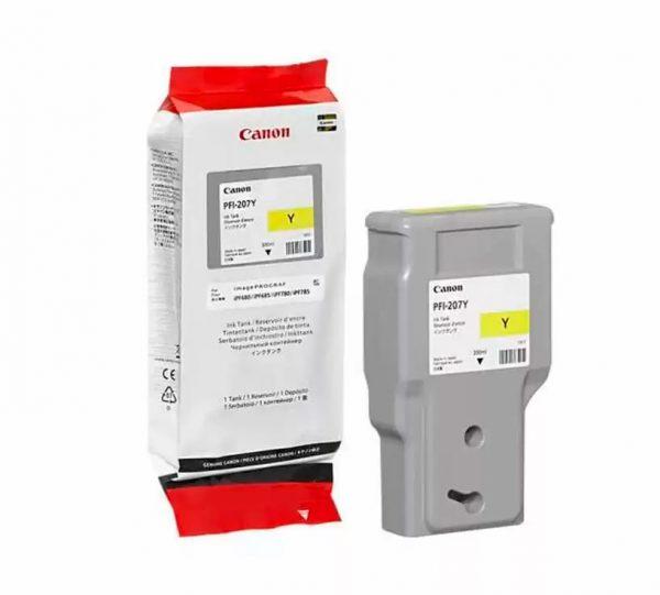 Cartucho de tinta Canon PFI-207 (IPF780) - 300ml