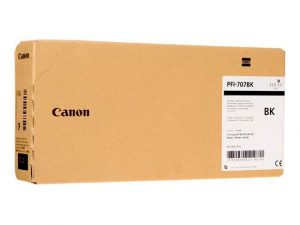 Cartucho de tinta Canon PFI-707  (IPF830 / PFI840 / IPF850) 700 ml