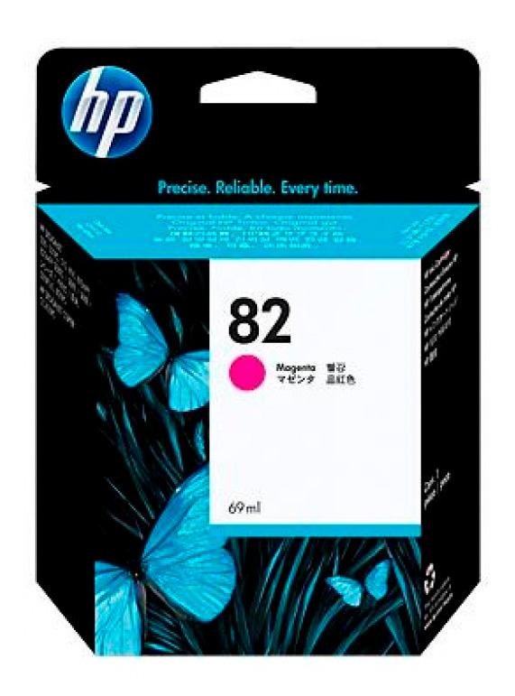 Cartucho de tinta HP C4912 A, para uso em Plotter HP 500/800/510 - 69 ml