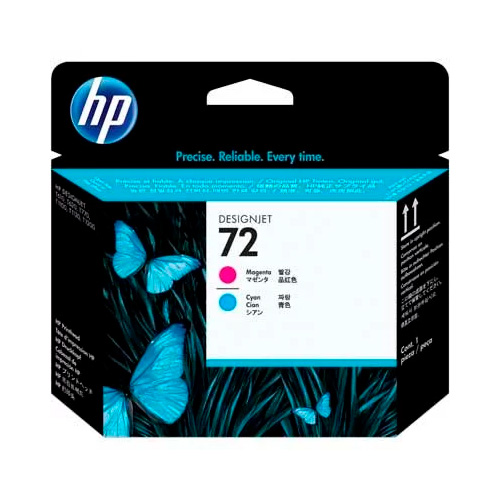 Cabeça de Impressão HP C9383 A, para uso em Plotter HP T1200/T1100/T1300/T2300/T790/T610/T620/T770