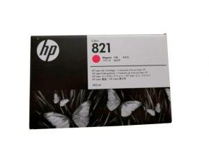 Cartucho de Tinta HP Látex Magenta (821A DE 400ml)