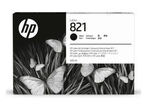 Cartucho de Tinta HP Látex Black (821A DE 400ml)