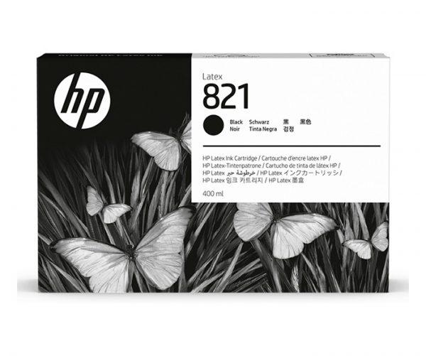 Cartucho HP Látex 115 Modelo 821 (Part-Number GOY89A) - 400ML - BLACK
