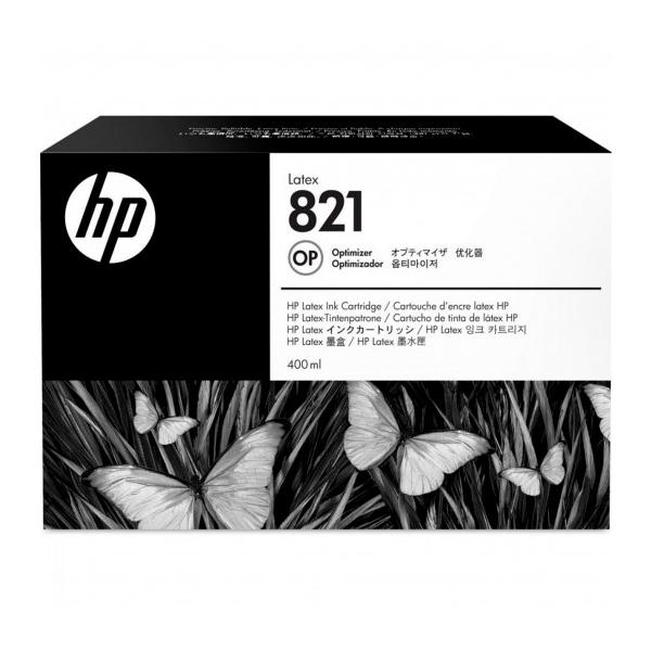 Cartucho HP Látex 115 Modelo 821 (Part-Number GOY92A) - 400ML - OTIMIZADOR