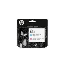Cabeça de Impressão Cyan Claro / Magenta Claro HP Látex (831)