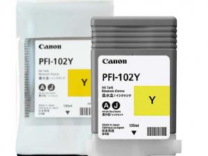 Cartucho de tinta Canon PFI-102 (IPF 710 /750/755) 130ml