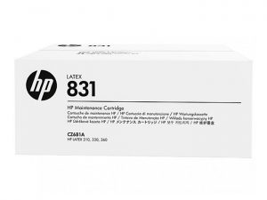 Cartucho de Manutenção HP Látex (831)