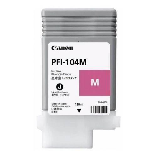 Cartucho de tinta Canon PFI-104 (IPF755) 130ml