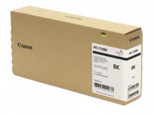 Cartucho de tinta Canon PFI-710 Black (TX3000 / TX4000) 700 ml