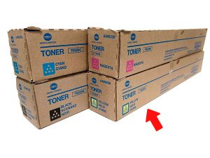 Toner Minolta TN328 (C300I) – YELLOW