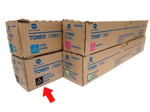Toner Minolta TN328 (C300I) – BLACK
