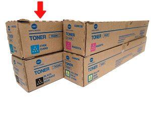 Toner Minolta TN328 (C300I) – CYAN