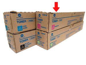 Toner Minolta TN328 (C300I) – MAGENTA
