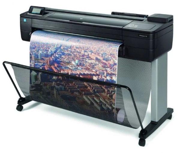 Impressora HP DesignJet série T730 2
