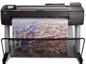 Impressora HP DesignJet série T730